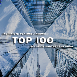 ISL awarded TOP 100 solution partners in India