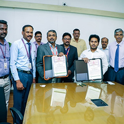 SRM Institute of Science and Technology Signs MoU with Inspirisys